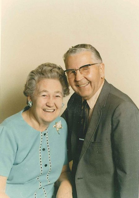 Leland and Grace Seely