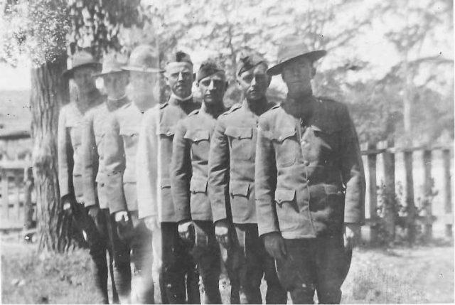 Leon in WWI
