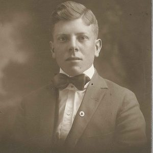 Leon-sinfield-richman-before-marriage-&-service-1916-17-original-sepia-