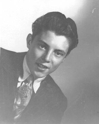 Lynn Richman, 1946-47, senior picture