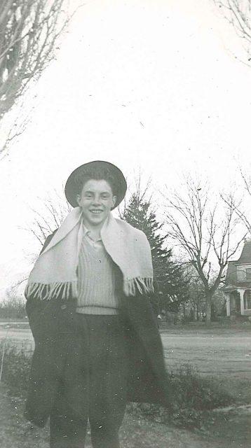 Lynn in 1946