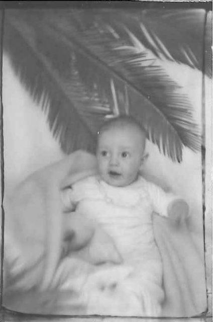 Lynn Richman, 4 months