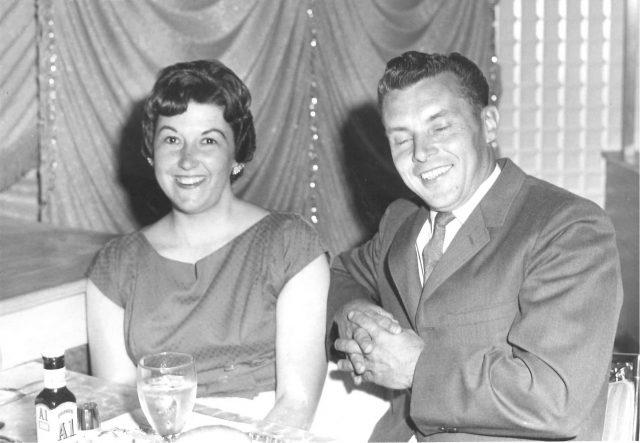 Lynn and Joyce in Reno, Nevada