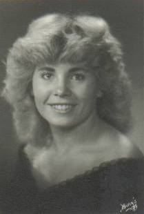Marjorie, Christmas 1984