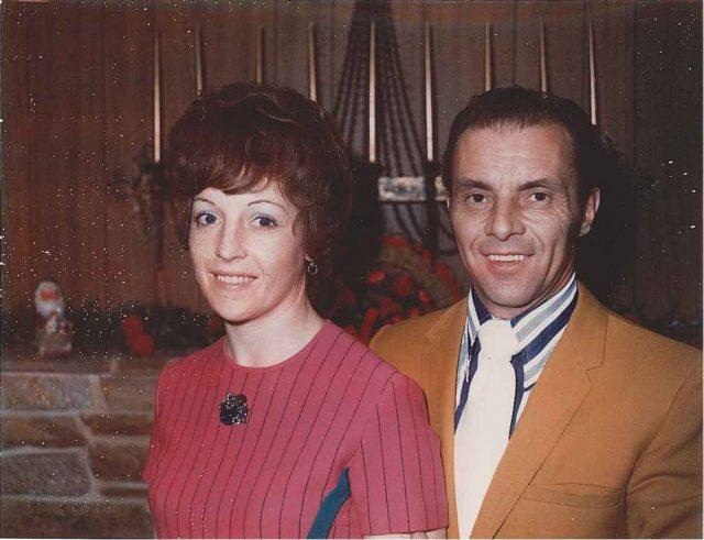 Lynn and Mary
