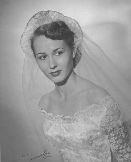 Merle_bride_1951