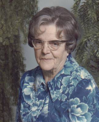 Mildred Jackman, 1975