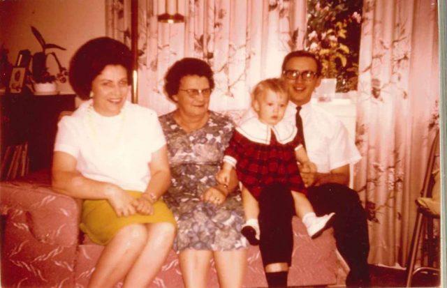 Reta, Boston, Stephanie, Mike Nelson