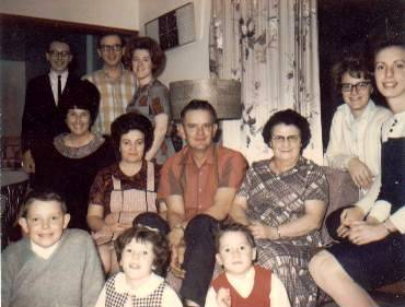 Nelson Thanksgiving 1966