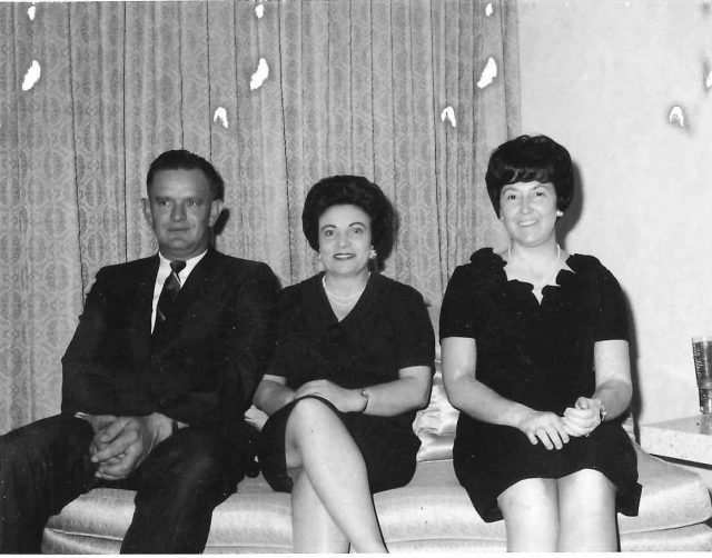 Paul, Reta, and Joyce