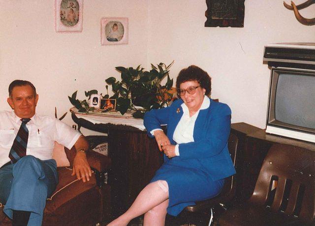 Paul and Reta Nelson