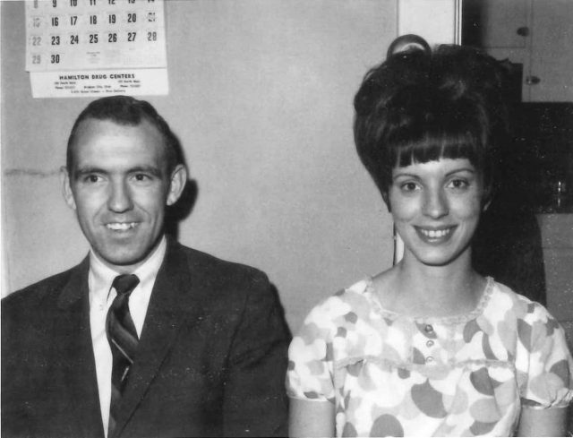 Reed and Diane