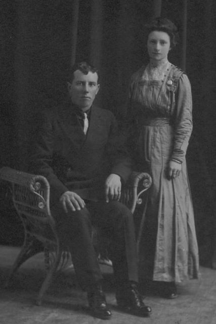 George Sinfield Richman & Estella Thomas