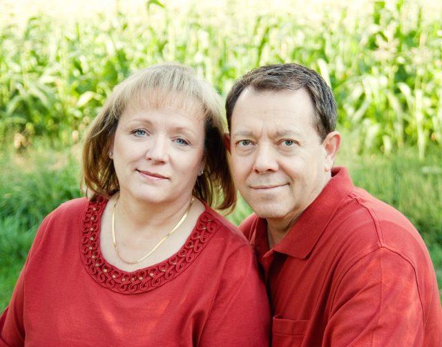 Larry & Teri Richman, 2010