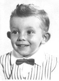 Larry Richman, 3 years old