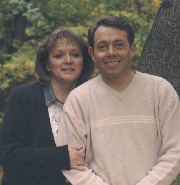Larry & Teri Richman, October 1998
