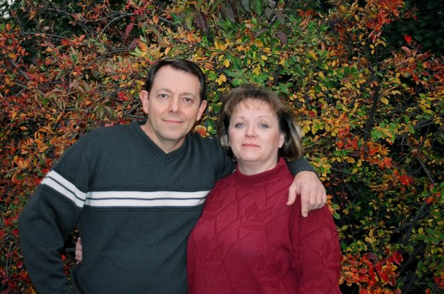 Larry & Teri Richman, October 2004