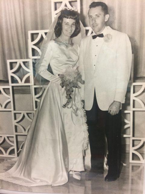 Karen Seely and Daryl Galloway wedding