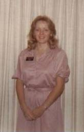Sister Jackman, April 1979, Torrance, CA