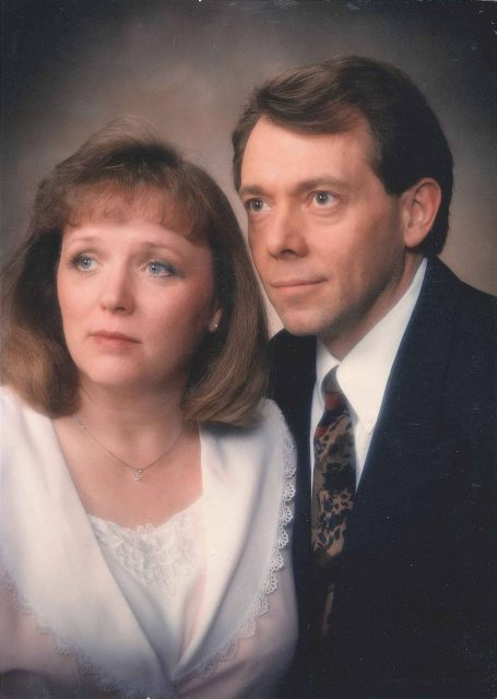 Teri and Larry, 1994