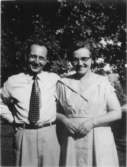 Nate Thomas & Elva Wilde