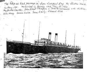 Zeeland-ship