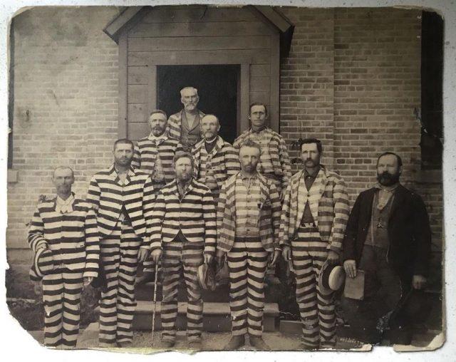 Thomas Lorenzo Obray, Mormon Latter-day Saint men imprisoned in the Utah Penitentiary for polygamy/plural marriage.